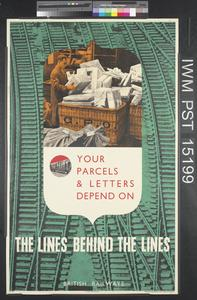 Your Parcels and Letters Depend on the Lines Behind the Lines