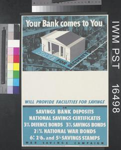Your Bank Comes to You