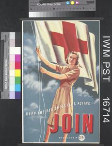 Keep the Red Cross Flag Flying..