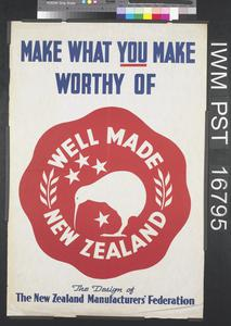 Well Made - New Zealand