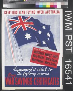 Keep this Flag Flying Over Australia