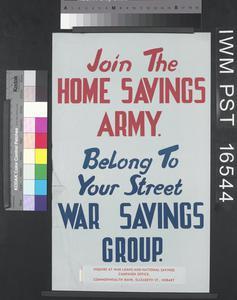 Join the Home Savings Army