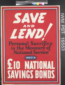 Save and Lend!