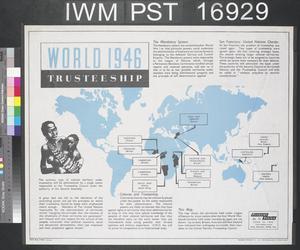 World 1946 - Trusteeship