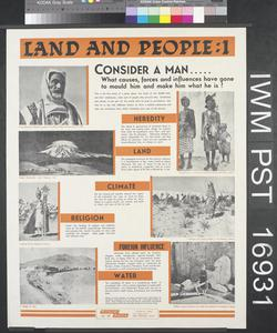 Land and People: One