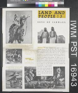 Land and People: Three - Sons of Ishmael