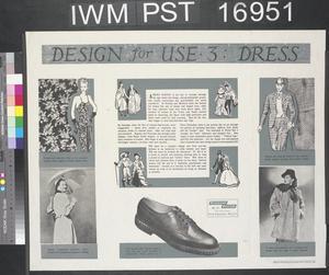 Design for Use - Three: Dress