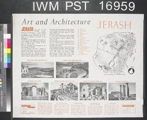 Art and Architecture - Jerash