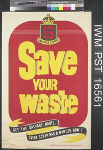 Save Your Waste