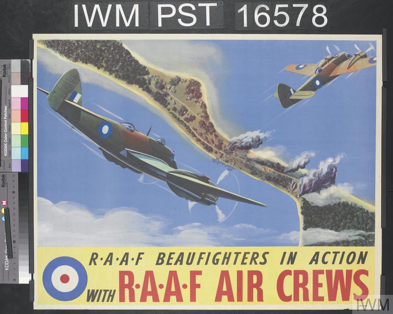 RAAF Beaufighters in Action