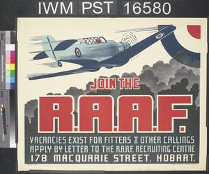 Join the RAAF