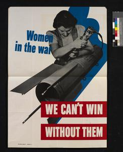 Women in the War - We Can't Win Without Them