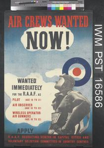 Air Crews Wanted Now!