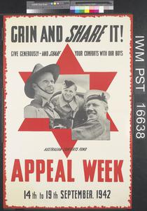 Grin and Share it! Appeal Week