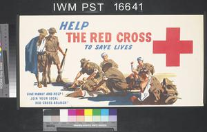 Help the Red Cross to Save Lives