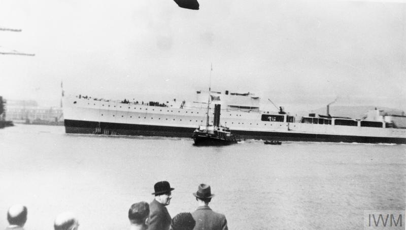 HMS BELFAST 1936-1945