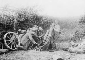 THE GERMAN ARMY ON THE ITALIAN FRONT, 1917-1918