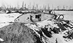 THE BATTLE OF CAMBRAI 20-30 NOVEMBER 1917