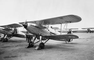 THE ROYAL AIR FORCE 1919-1939