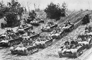 GERMAN TANKS AND MILITARY VEHICLES
