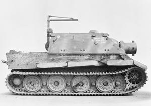 GERMAN TANKS AND MILITARY VEHICLES OF THE SECOND WORLD WAR