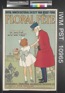 The Royal Horticultural Society War Relief Fund Floral Fête