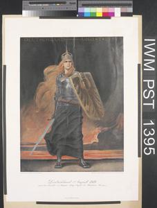 Deutschland - August 1914 [Germany – August 1914]