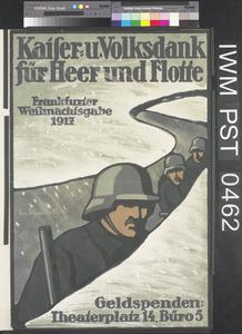 Kaiser und Volksdank für Heer und Flotte [Imperial and Popular Charity Fund for the Army and the Navy]