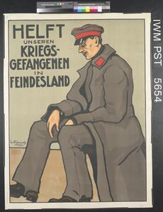 Helft Unseren Kriegsgefangenen in Feindesland [Help Our Prisoners of War in Enemy Countries]