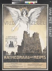 Pax Vrede Zegel [Pax Peace Stamp]