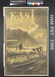 K A 9 - Zeichnet Werbt [Ninth War Loan - Subscribe and Promote]