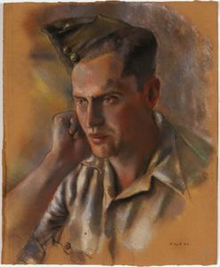 Portrait of a Gunner, 1943