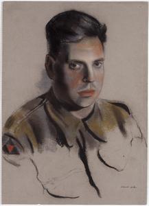 Portrait of a Gunner, 1942