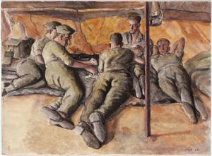 Too Hot To Sleep, 1943