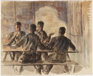 Supper, 1943