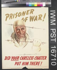 Prisoner of War!