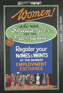 Women! Who Need Skilled Jobs Ask for Free Training