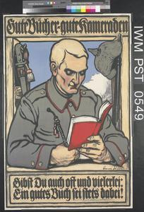 Gute Bücher - Gute Kameraden [Good Books - Good Comrades]