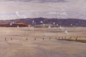 The Salt Lake, Suvla Bay: the advance of 21st August 1915