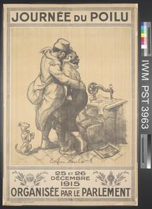 Journée du Poilu - 25 et 26 Décembre 1915 [The Common Soldier's Day - 25 and 26 December 1915]