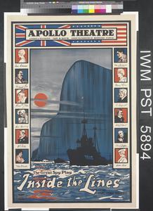 Apollo Theatre - Inside the Lines