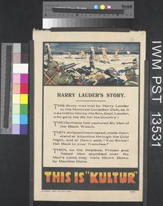 Harry Lauder's Story