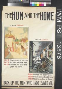 The Hun and the Home
