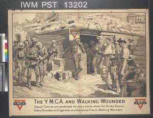 The YMCA and Walking Wounded