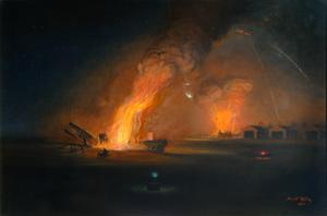 The Bombing of Bissheghem Aerodrome: the night of 20th October 1917