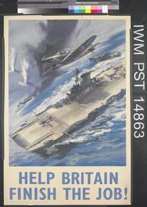 Help Britain Finish the Job!