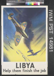 Libya - Help Them Finish the Job