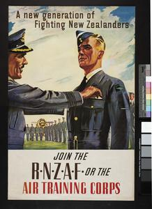 A New Generation of Fighting New Zealanders - Join the RNZAF or the Air Training Corps