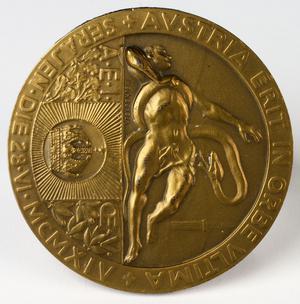 FRANCISCUS FERDINANDUS ARCHDUX AUSTRIAE