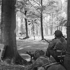 OPERATION 'MARKET GARDEN' - THE BATTLE FOR ARNHEM, SEPTEMBER 1944